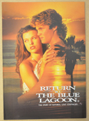 RETURN TO THE BLUE LAGOON Original Cinema Press Kit – Synopsis