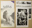 SIRENS Original Cinema Press Kit