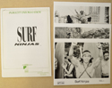 Surf Ninjas <p><i> Original Press Kit with 3 Black & White Stills </i></p>