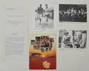 Power Of One (The) <p><i> Original Press Kit with 3 Black & White Stills </i></p>
