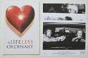 A LIFE LESS ORDINARY Original Cinema Press Kit