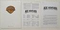 ACE VENTURA WHEN NATURE CALLS Original Cinema Press Kit