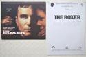 THE BOXER Original Cinema Press Kit