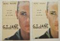 G.I. JANE Original Cinema Press Kit