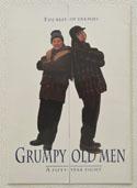 GRUMPY OLD MEN Original Cinema Press Kit