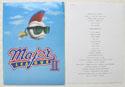 MAJOR LEAGUE II Original Cinema Press Kit