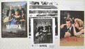 MAVERICK Original Cinema Press Kit