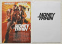 MONEY TRAIN Original Cinema Press Kit