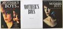 MOTHER'S BOYS Original Cinema Press Kit