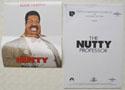 THE NUTTY PROFESSOR Original Cinema Press Kit