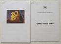 ONE FINE DAY Original Cinema Press Kit