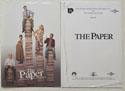 THE PAPER Original Cinema Press Kit