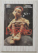 THE ADVENTURES OF PINOCCHIO Original Cinema Press Kit