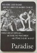 RETURN TO PARADISE Original Cinema Press Kit