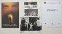 STIGMATA Original Cinema Press Kit
