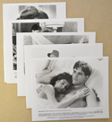A Kiss Before Dying <p><i> 5 Original Black And White Press Stills </i></p>