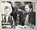 THE COOK THE THIEF HIS WIFE AND HER LOVER (Still 1) Cinema Black and White Press Stills
