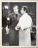 THE COOK THE THIEF HIS WIFE AND HER LOVER (Still 7) Cinema Black and White Press Stills