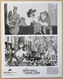 THE HUNCHBACK OF NOTRE DAME (Still 1) Cinema Black and White Press Stills