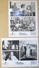 THE HUNCHBACK OF NOTRE DAME Cinema Black and White Press Stills