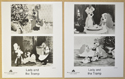Lady And The Tramp <p><i> 2 Original Black And White Press Stills </i></p>