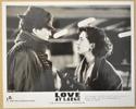 LOVE AT LARGE (Still 1) Cinema Black and White Press Stills