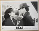 LOVE AT LARGE (Still 2) Cinema Black and White Press Stills