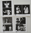 Lenny Live And Unleashed <p><a> 4 Original Black And White Press Stills </i></p>