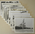 Battle Stations <p><i> 9 Original Black And White Press Stills - Set A</i></p>