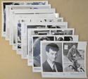 Big <p><i> 9 Original Black And White Press Stills </i></p>