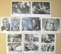Enemy Mine <p><i> 8 Original Black And White Press Stills </i></p>