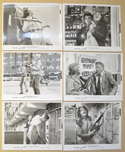 Enforcer (The) <p><i> 6 Original Black And White Press Stills </i></p>