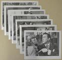 THE GAY INTRUDERS Cinema Black and White Press Stills