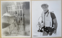 SHARK'S TREASURE (Stills 1 & 2) Cinema Black and White Press Stills