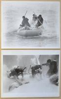 SHARK'S TREASURE (Stills 5 & 6) Cinema Black and White Press Stills