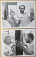 SHARK'S TREASURE (Stills 7 & 8) Cinema Black and White Press Stills