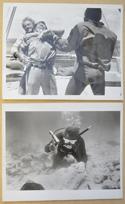 SHARK'S TREASURE (Stills 9 & 10) Cinema Black and White Press Stills