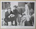 SIMON THE SWISS (Still 2) Cinema Black and White Press Stills