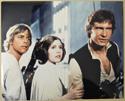 STAR WARS EPISODE IV : A NEW HOPE (Still 1) Cinema Colour Press Stills