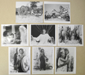 Clash Of The Titans <p><i> 8 Original Black And White Press Stills </i></p>