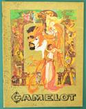 CAMELOT – Souvenir Brochure – Front