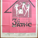 3 In The Attic – 3 Sheet Poster (BOTTOM)