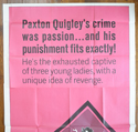 3 In The Attic – 3 Sheet Poster (TOP)