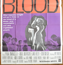 A FEVER IN THE BLOOD – 3 Sheet Poster (BOTTOM)