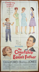 THE COURTSHIP OF EDDIE'S FATHER – 3 Sheet Poster