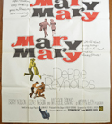 MARY, MARY – 3 Sheet Poster (BOTTOM)