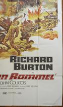 RAID ON ROMMEL – 3 Sheet Poster BOTTOM RIGHT
