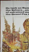 RAID ON ROMMEL – 3 Sheet Poster TOP LEFT