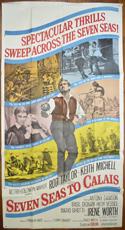 SEVEN SEAS TO CALAIS – 3 Sheet Poster