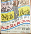 SEVEN SEAS TO CALAIS – 3 Sheet Poster (BOTTOM)